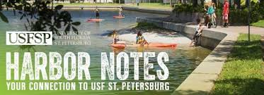 university of south florida st petersburg harbor notes your connection to usf st petersburg