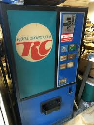 Rc Cola Vending Machine Beauteous RC Cola Pop Machine For Sale In OH US OfferUp