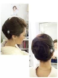 粋な和装スタイル Hair And Beauty2019 留袖 ヘアアレンジ訪問