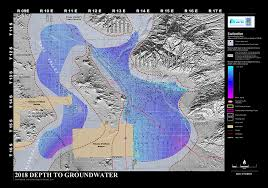 Tucson Elevation Chart Groundwater Maps Official Website Of The City Of Tucson