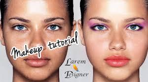makeup with photo cs6 photo tutorial