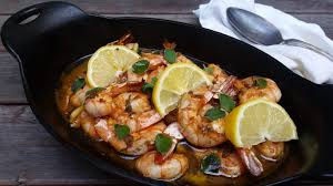 Garlic and Lemon Zest Shrimp Recipe ...