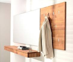 Coat Racks Uk Magnificent Mirror With Shelves For Hallway Coat Racks Rack Bench Brown Color