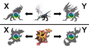 Discover Mega Silvally Mega Turtonator Future Pokemon Mega Evolutions 2018