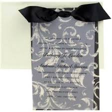 13 best wedding invites images on pinterest hobby lobby Hobby Lobby Coral Wedding Invitations his & hers black & cream vellum wedding invitations hobby lobby has pretty black and white invitations (similar to the ones at target)! Hobby Lobby Printable Invitations