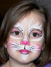 kitty cat face makeup photo 3