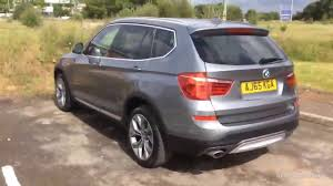 BMW X3 XDRIVE20D XLINE GREY 2016  I