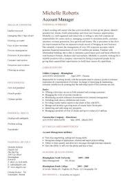 Resume Format For A Job