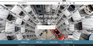 Continuum Design Careers Continuum Launch Volkswagen Group Careers Website