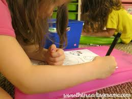 One of such methods are coloring pages with english letters and alphabet. 52 Free Alphabet Coloring Pages Trace Color