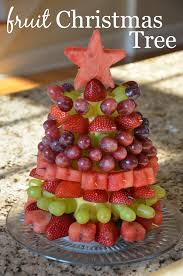 fruit christmas tree. Brilliant Christmas Fruit Christmas Tree Tutorial To
