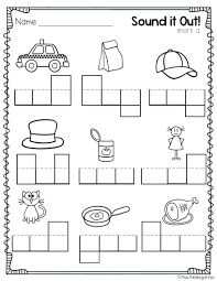 They have harder ones, but we worked on her phonics/letter sounds today. Tremendous Kindergarten Phonics Worksheets Picture Inspirations Liveonairbk