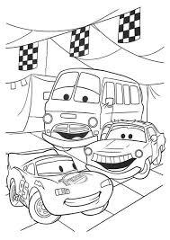 Kleurplaat Cars Knutselen Gratis Kleurplaten Kleurplaten En