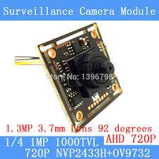 popular cctv camera circuit buy cheap cctv camera circuit lots 1 0mp 1280 720p ahd cctv 3 7mm pinhole camera module circuit board cmos