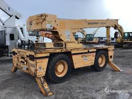 2007 Unverified Broderson Ic 200 3f Carry Deck Crane In