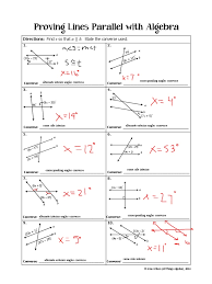 Gina wilson unit 3 geometry parallel lines and transversals. Parallel Lines Cut By A Transversal Notes Geometry Space