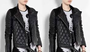Aviator Jacket - Fly High With This Leather Jacket - Men Style Fashion & Alexander McQueen quilted leather aviator men's - jacket 2012 Adamdwight.com