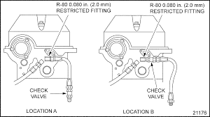 series 60 fuel return check valve detroit diesel troubleshooting series 60 fuel return check valve