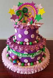 172 Best Little Girl Birthday Cakes Images In 2019 Little Girl