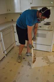 remove old flooring how to install linoleum flooring tos diy adding new floorlemon grove blog lemon