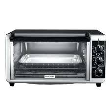 toaster oven black and decker 6 slice stainless steel toaster oven a black and decker toaster