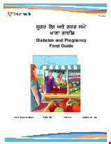Diet Chart In Punjabi Language Search Results Fraser Health Patient Education Catalogue