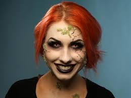 applying moss to your glam dark fairy costume