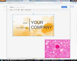 How To Make Business Cards On Google Docs Resume Cv Cover Letter