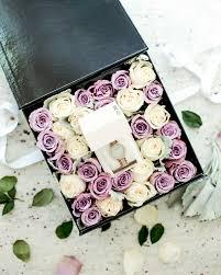 Floral Design Gift Boxes Diy Flower Gift Box Beyond Basic
