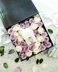 beyond basic diy flower gift box for mother s day birthday valentine s day