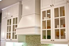 top glass front kitchen cabinet