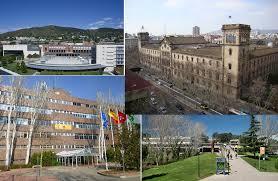 Resultado de imagen de universidades españa