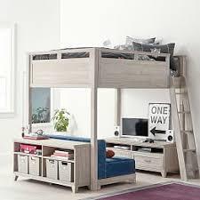 Hampton Convertible Loft Bed Hampton Convertible Loft Bed