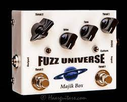haarguitars and parts fuzz universe