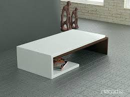 modern white coffee table contemporary coffee tables modern white coffee table elegant bend coffee table white