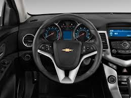 All Chevy chevy cruz 2012 : Image: 2012 Chevrolet Cruze 4-door Sedan LTZ Steering Wheel, size ...