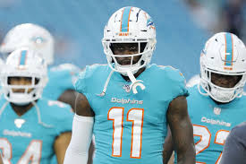 Miami Dolphins Receiver Depth Chart Miami Dolphins 2019 Roster Updated Roster Following Tunsil