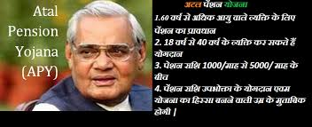 Pradhan Mantri Atal Pension Yojana Apy Details Statement