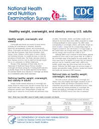 Body Fat Obesity Chart Healthy Ideal Body Fat Percentage Chart Sample Pdf Pdf