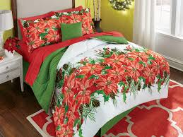 comforters quilts bedspreads featuring poinsettia reversible comforter set