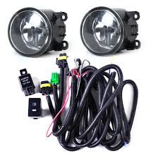 Ford Focus Fog Lights Switch Wiring Harness Sockets Switch 2 H11 Fog Lights Lamp For Ford Focus Acura Nissan