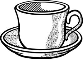 Also included is white filled png, 300dpi, and jpeg, 300dpi. 24056 Coffee Cup Clip Art Black White Public Domain Vectors