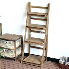 folding plant stands garden wood flower pot shelf rack stand wooden two tier table corner plant stands