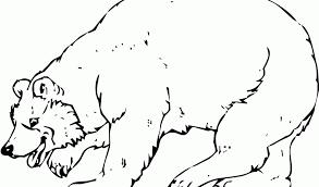 Disegni Maestra Mary Con Sagome Animali Da Colorare E Orso 22 Con
