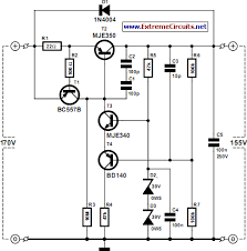 high voltage circuit diagram ireleast info high voltage regulator short circuit protection circuit diagram wiring circuit