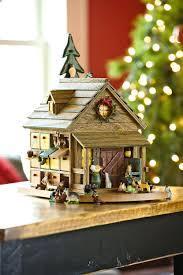 wooden advent calendars woodland cabin advent calendar wooden nativity advent calendar with drawers b8908803