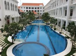 Angkor Palace Resort Spa Hotel Resort Conference Siem Reap Apsara Palace Hotel