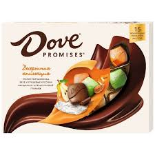 <b>Шоколад Dove</b> Promises десертное ассорти, 118г