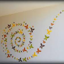 3d handmade erfly wall decor art wall decals room decor hous