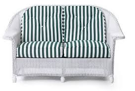 lloyd flanders front porch loveseat replacement cushions 21 jpg
